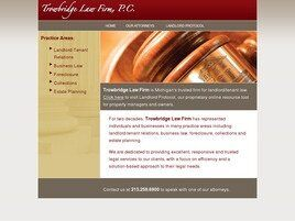 Trowbridge Law Firm Professional Corporation ( Detroit,  MI )