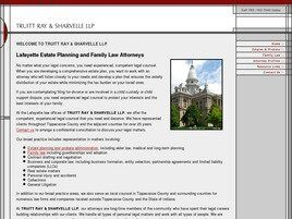 Truitt, Ray & Sharvelle LLP (Crawfordsville,  IN)