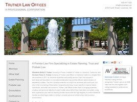 Trutner Law Offices A Professional Corporation ( Livermore,  CA )