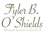 Tyler B. O'Shields Attorney & Counselor at Law, P.A. (Greenville,  SC)