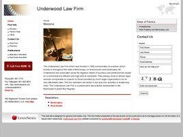 Underwood Law Firm ( Jackson,  MS )