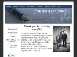 Vanderpool Law Firm, PC (Wabash,  IN)