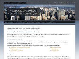 Vladeck, Waldman, Elias & Engelhard, P.C. (New York, New York)