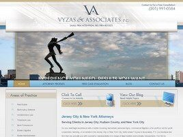 Vyzas & Associates, P.C. ( Newark,  NJ )