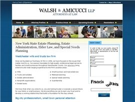 Walsh & Amicucci LLP (White Plains,  NY)