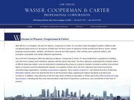 Wasser, Cooperman & Carter(Los Angeles, California)
