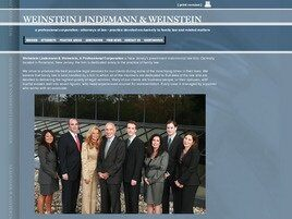 Weinstein Lindemann & Weinstein A Professional Corporation (Bergen Co.,   NJ )