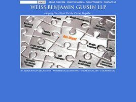 Benjamin, Gussin & Associates, A Professional Corporation (Northbrook,  IL)