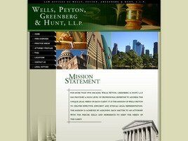 Wells, Peyton, Greenberg & Hunt, L.L.P. ( Houston,  TX )