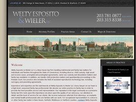 Welty Esposito & Wieler LLC ( New Haven,  CT )