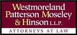 Westmoreland Patterson Moseley & Hinson LLP (Jones Co.,   GA )