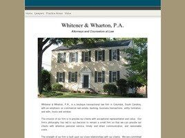 Whitener & Wharton, P.A. (Richland Co.,   SC )