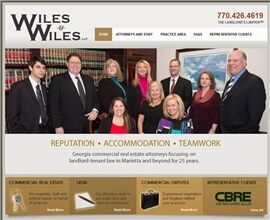 Wiles & Wiles LLP (Clayton Co.,   GA )