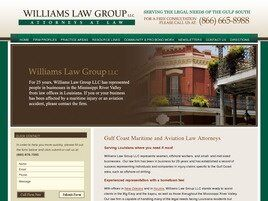 Williams Law Group, LLC (New Orleans,  LA)