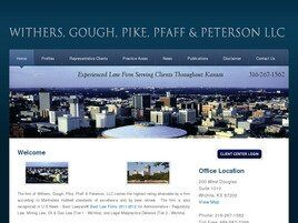 Withers, Gough, Pike & Pfaff, LLC (Sedgwick Co.,   KS )