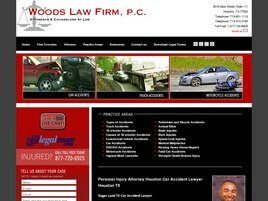 Woods Law Firm, P.C. (Houston,  TX)