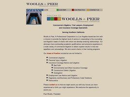 Woolls & Peer A Professional Corporation (Los Angeles,  CA)