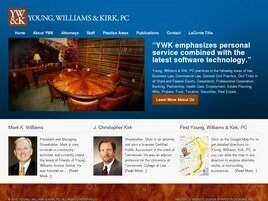 Young Williams Law Firm, PC (Knoxville,  TN)