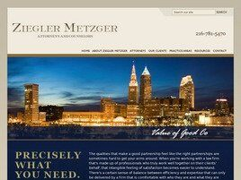 Ziegler Metzger LLP (Cleveland,  OH)