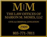 Marion Moise Moses: Lawyer with The Law Offices of Marion M. Moses, LLC