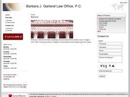 Barbara J. Garland Law Office, P.C.
