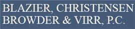 Blazier, Christensen, Browder & Virr P.C.