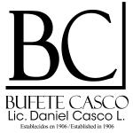 Lic. Daniel Casco L. / Bufete Casco