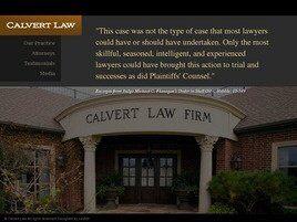 Calvert Law Firm