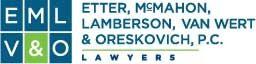 Etter, McMahon, Lamberson, Van Wert & Oreskovich, P.C.