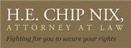 H. E. Chip Nix, Attorney at Law