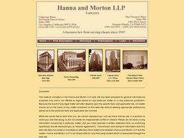 Hanna and Morton, LLP
