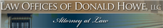 Law Offices of Donald Howe, LLC