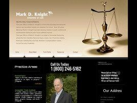 Mark D. Knight Attorney at Law