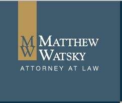 Matthew Watsky Attorney at Law