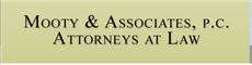 Mooty & Associates, P.C. Attorneys at Law