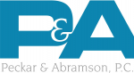 Peckar & Abramson A Professional Corporation