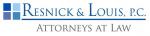 Resnick & Louis, P.C.