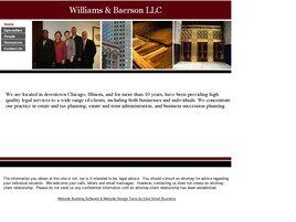Williams & Baerson, LLC