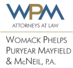 Womack Phelps Puryear Mayfield & McNeil, P.A.